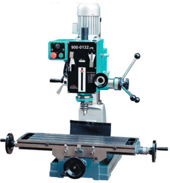 Manual milling machine : Metalworking tools industrial supplies cutting